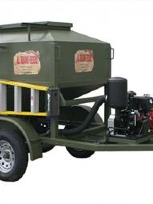 2 Ton Wagon Honda