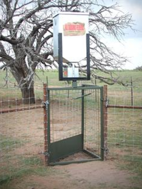 200lb Hog Trap Feeder