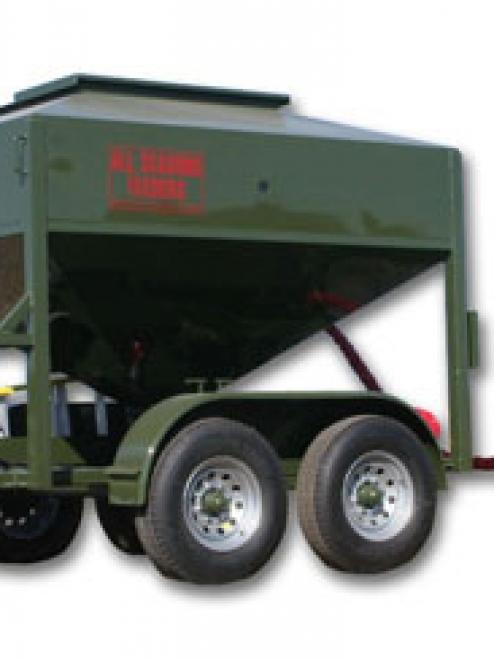 3 1/2 Ton Feed Wagon